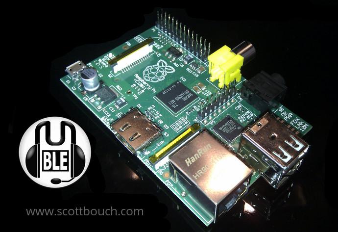 Linux Mumble Experiments | ScottBouch